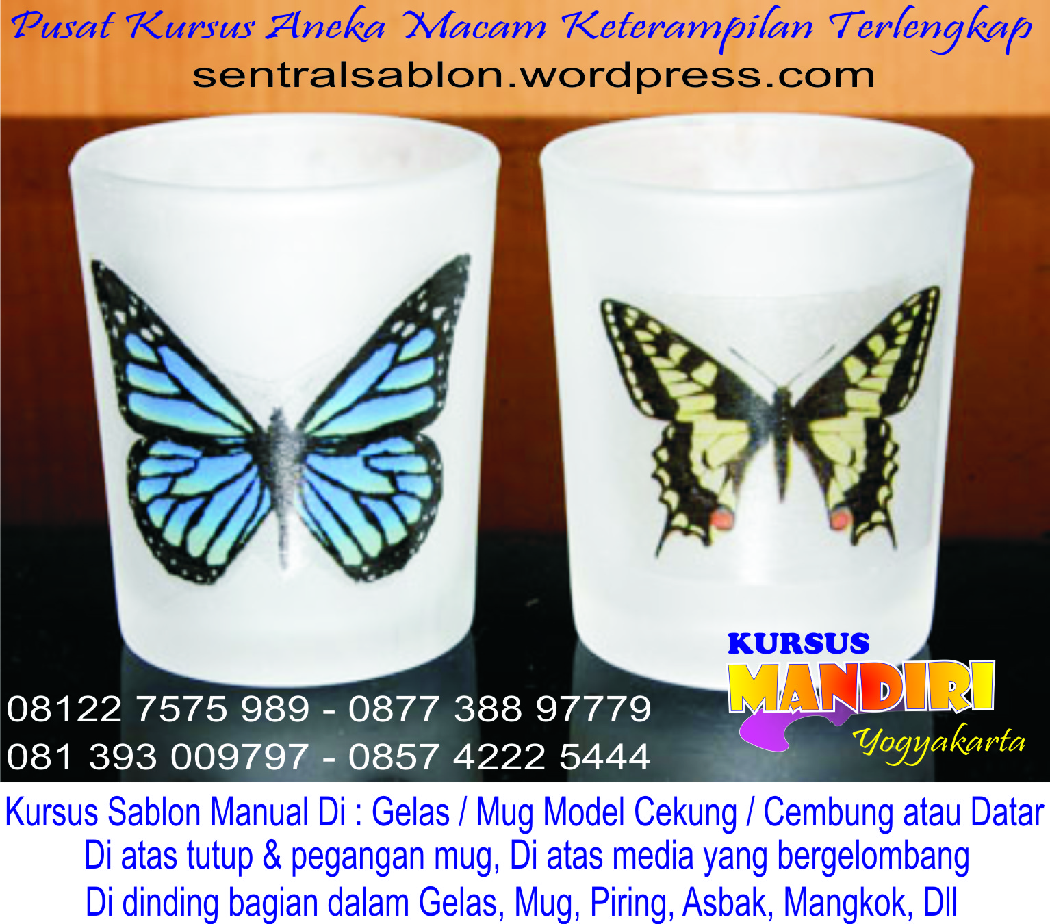gelas mug